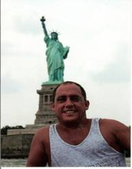 C:\Users\shaun\Documents\memory stick\New folder\New America\web America photos 1\Yours truly passing the Statue of Liberty..jpg