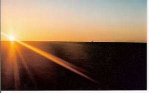C:\Users\shaun\Documents\memory stick\New folder\New Australia\web australia photos\Sunrise across the plains of the Nullarbor..jpg